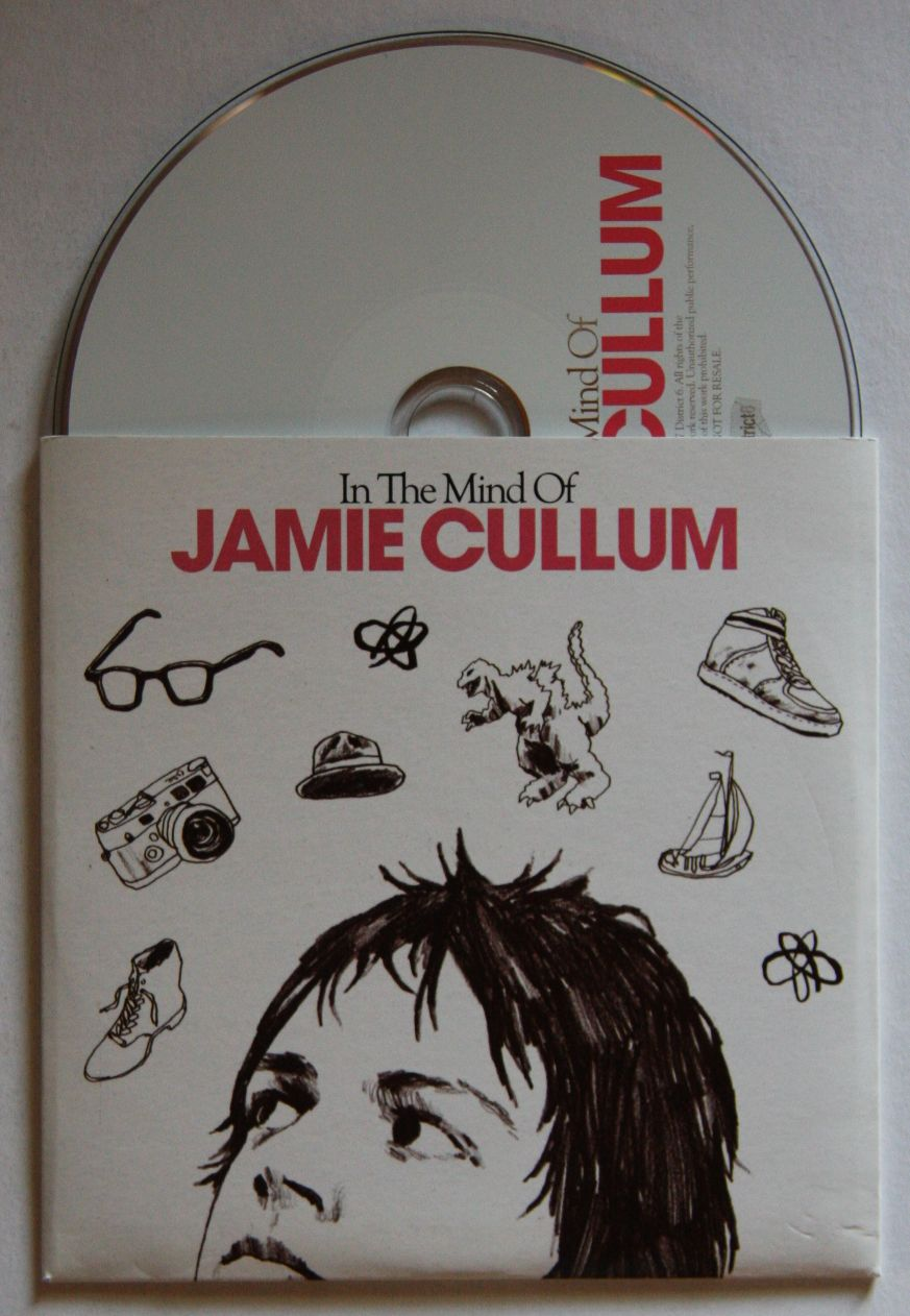 Jamie Cullum - In The Mind Of