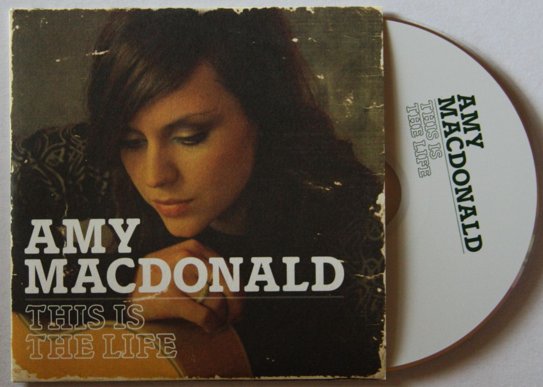 Amy Macdonald This Is The Life Records Lps Vinyl And Cds