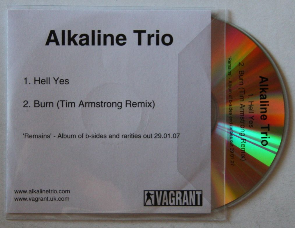 Alkaline Trio - Hell Yes