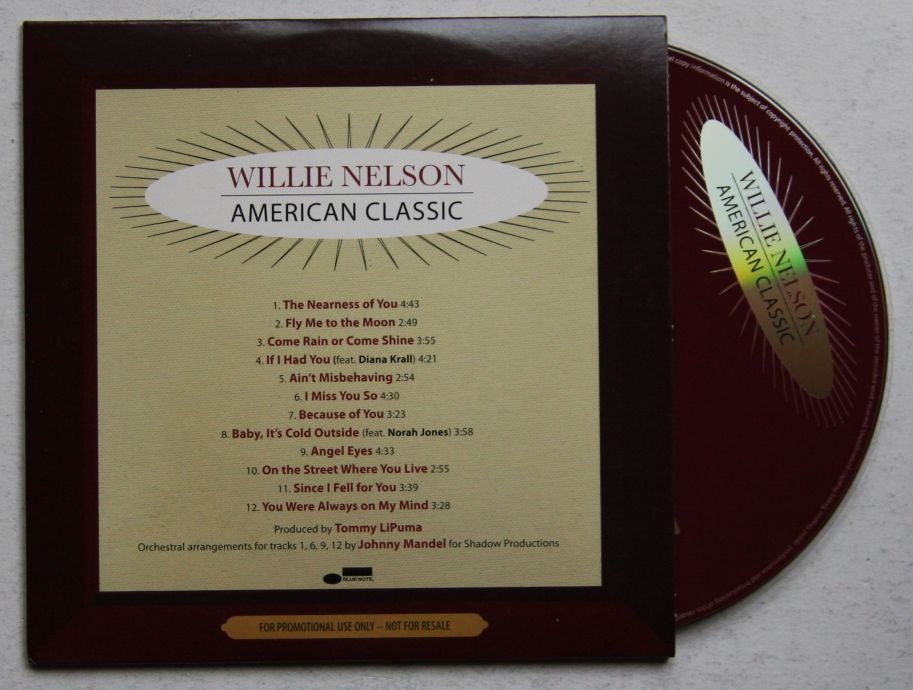Willie Nelson - American Classics