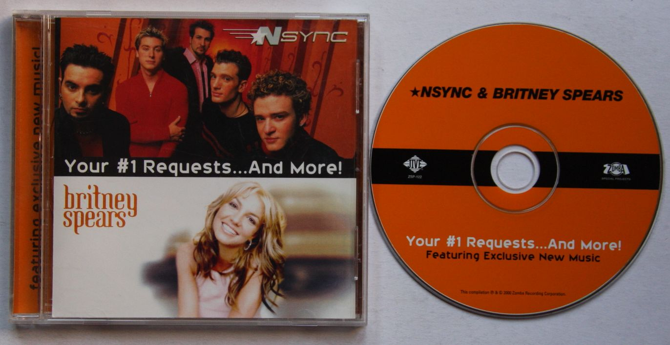 Britney Spears Baby One More Time Music Cd: Britney Spears ...baby One More Time Records, LPs, Vinyl