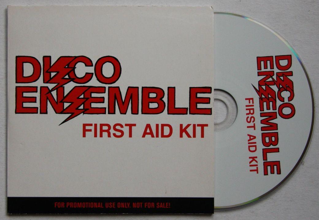 Disco Ensemble - Bad Luck Charm (Remixes)