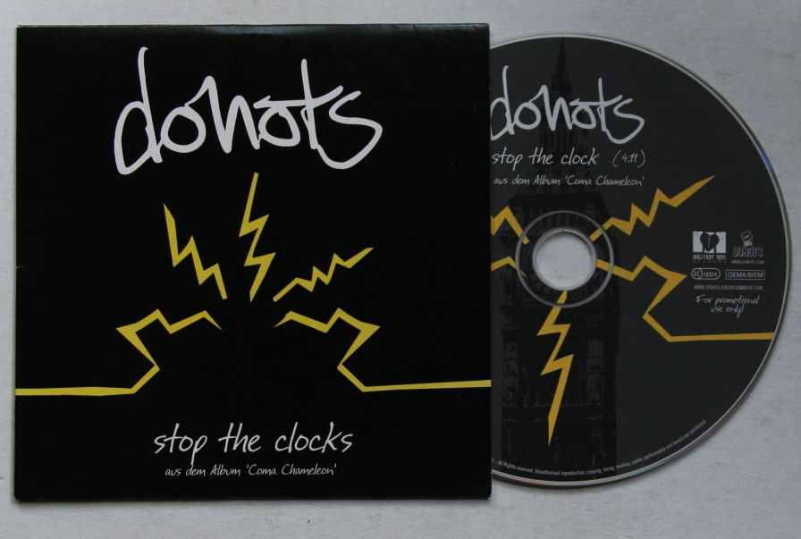 Stop The Clocks Donots