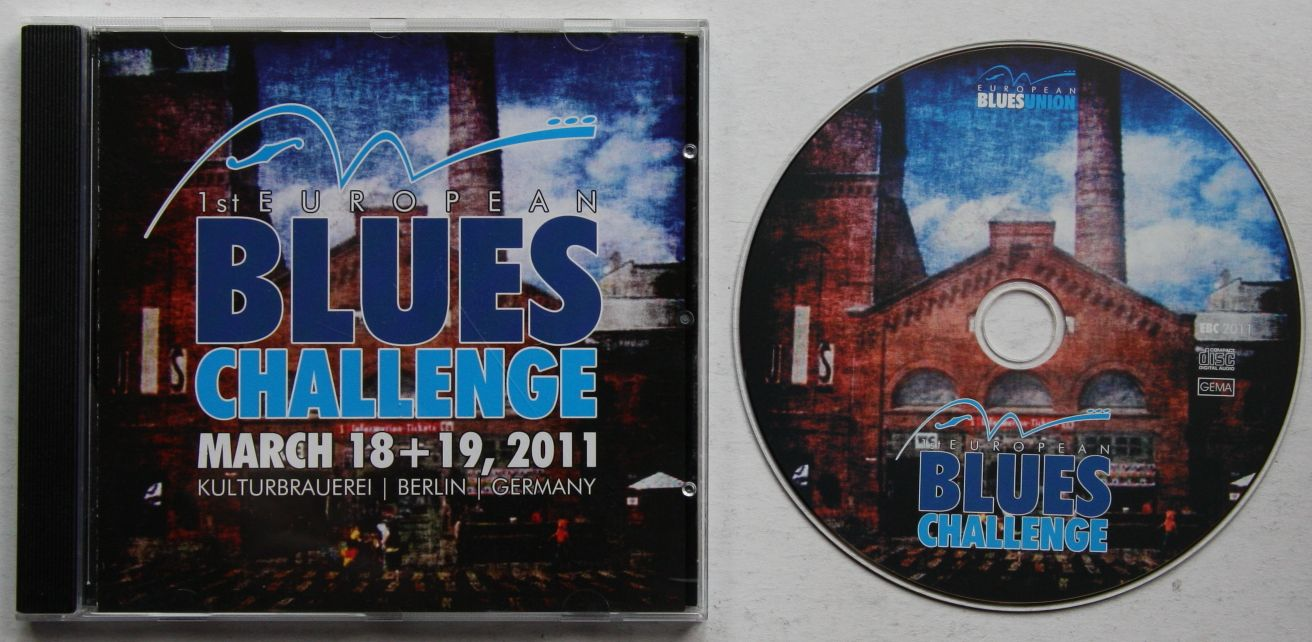 Various Artists - Blues Challlenge March 18+19, 2011