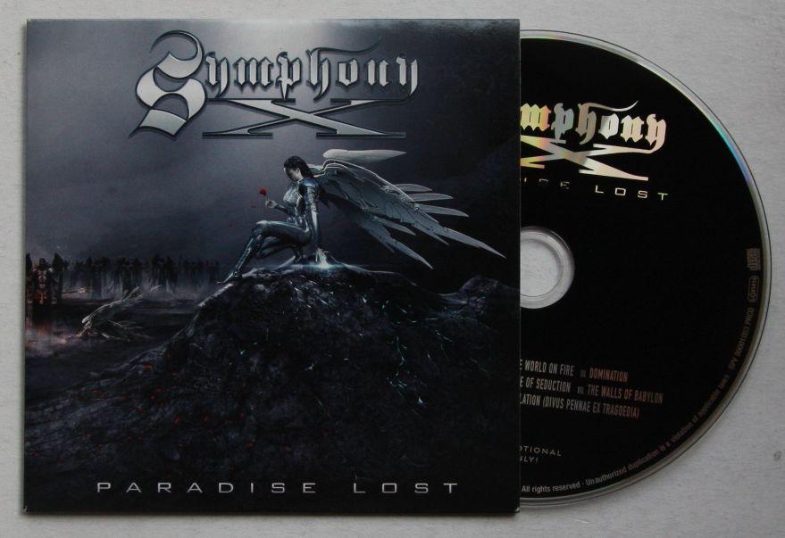 symphony x paradise lost