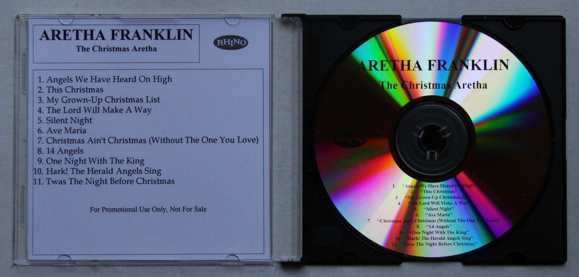 Aretha Franklin - This Christmas Aretha