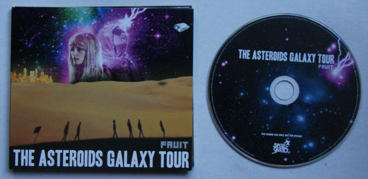 Asteroids Galaxy Tour Fruit Records Lps Vinyl And Cds