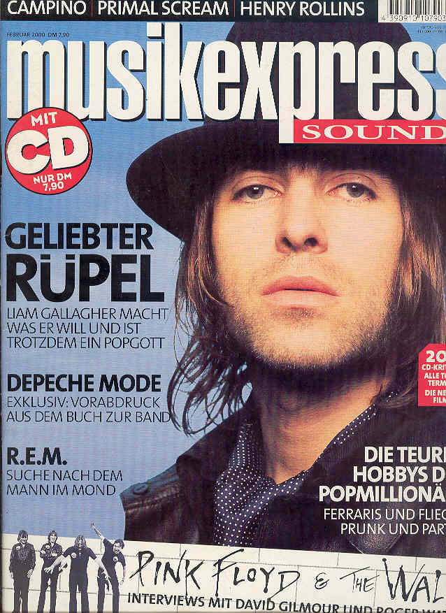German Musik Express Feb2000