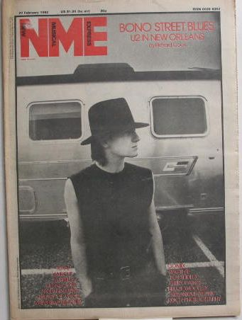 Uk Nme Magazine 26 Feb 1983