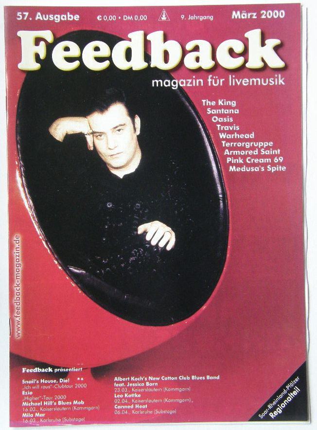 German Feedback Magazine No.57 Mar.2000