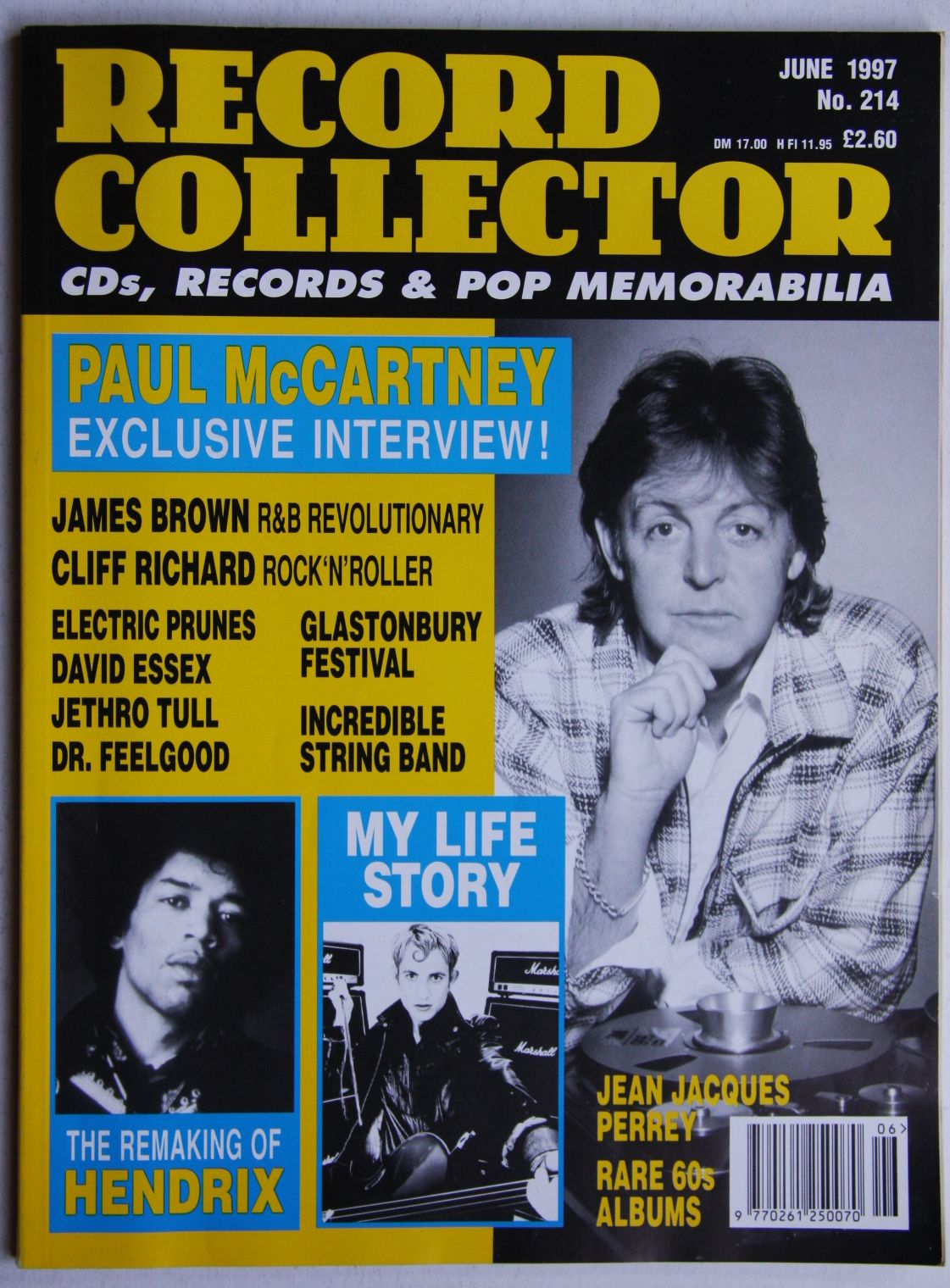 Uk Record Collector Magazine February 1986
