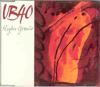 Ub40 - Higher Ground Record