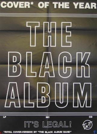 Prince - Black Album Album