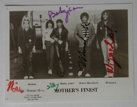 Rare Signed Promotionphoto