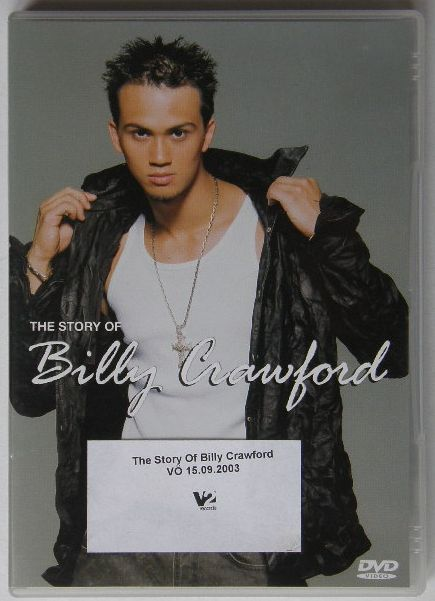 The Story Of Billy Crawford