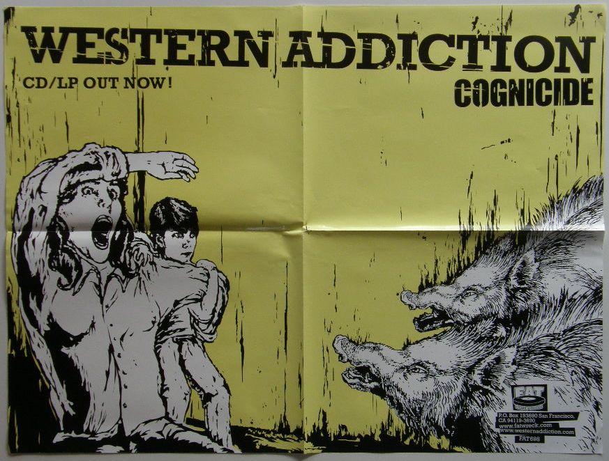 Western Addiction - Pines