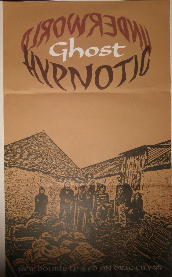 Ghost - Hypnotic Underworld Album