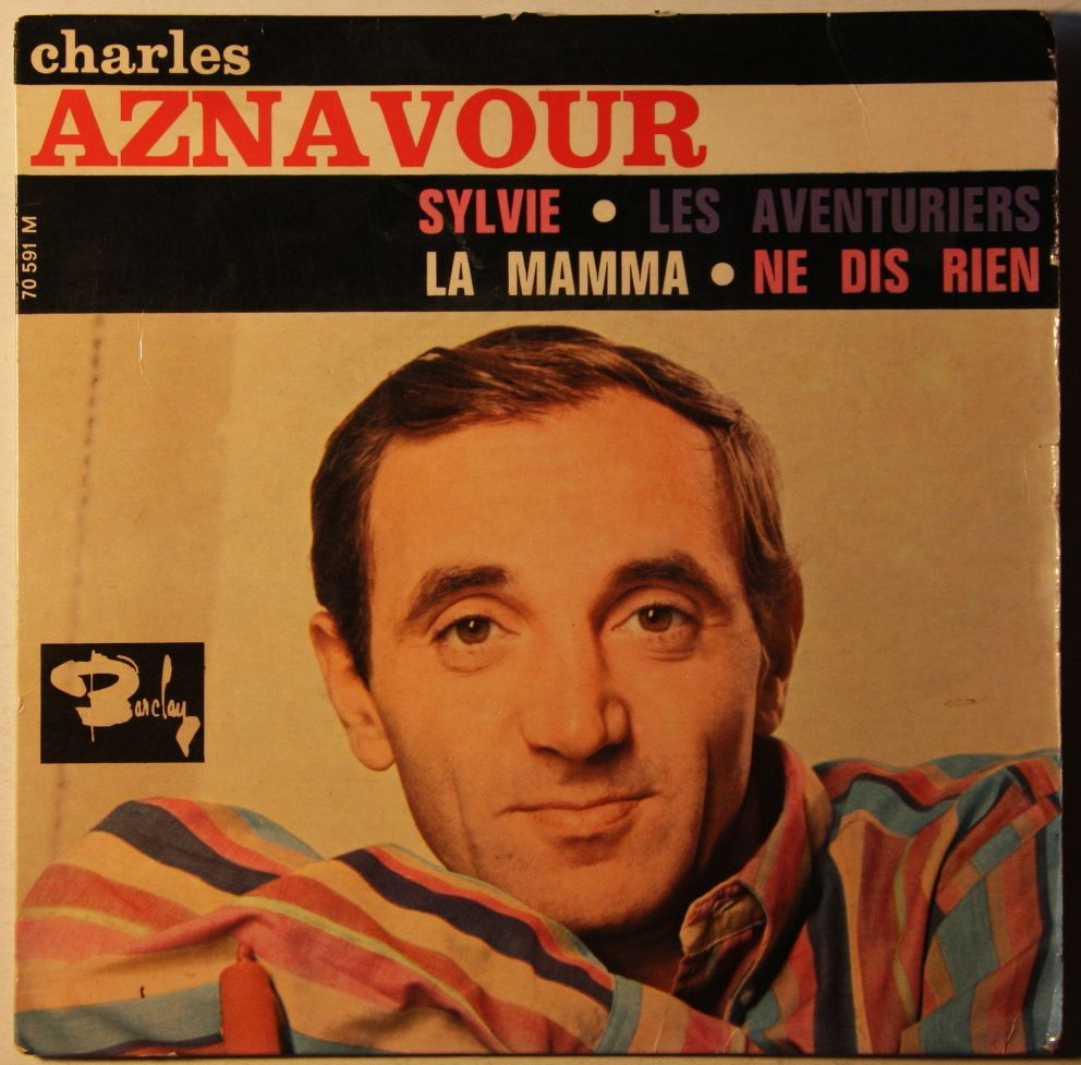 Charles Aznavour Sylvie Records Lps Vinyl And Cds