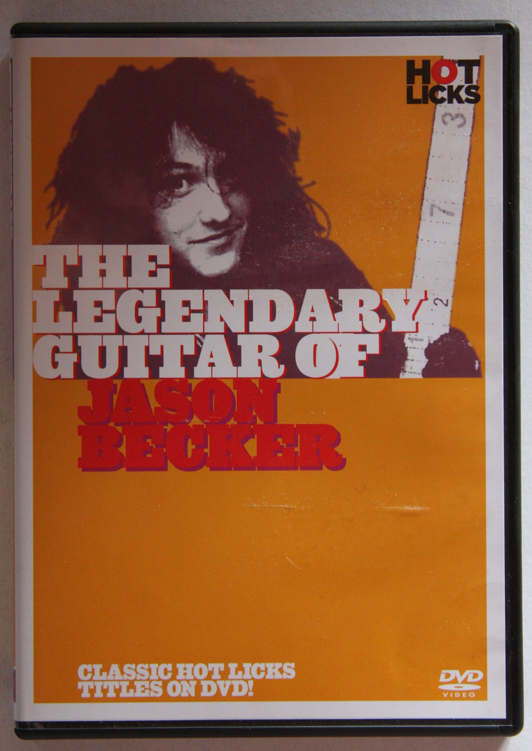 The Legendary Guitar Of