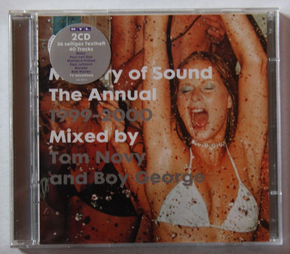 Ministry Of Sound The Annual 1999