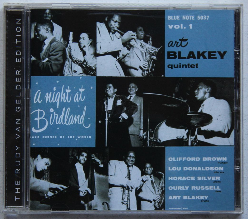 Art Blakey - A Night At Birdland Vol.1