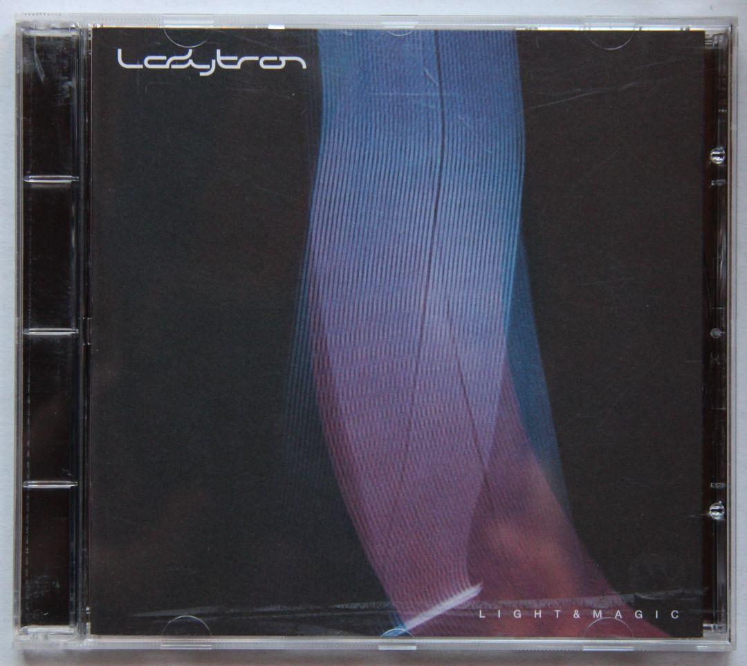 Ladytron Light Amp Magic 2002 Cd Synthpop Ebay