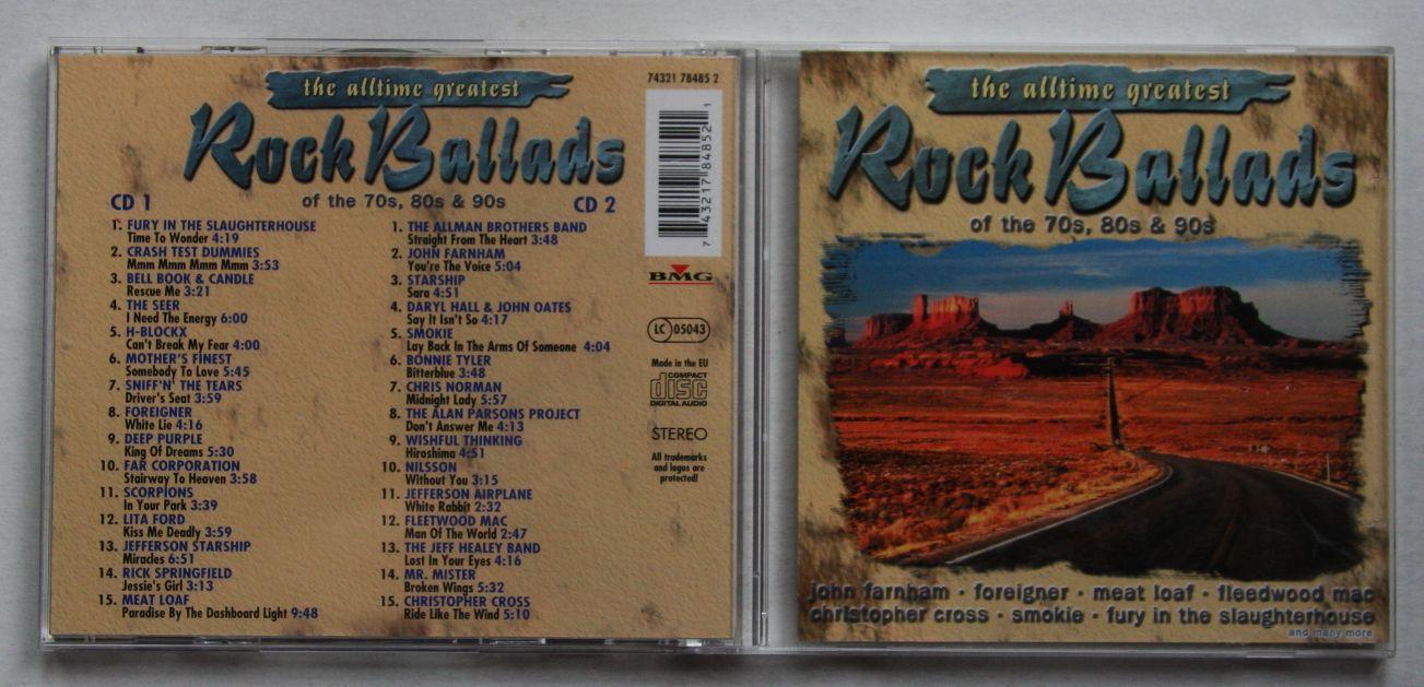 Best rock ballads of the 70s
