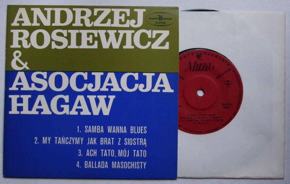 Andrzej Rosiewicz - Andrzej Rosiewicz & Asocjacja Hagaw