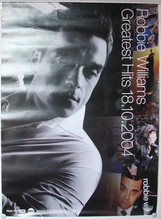 Robbie Williams - Greatest Hits