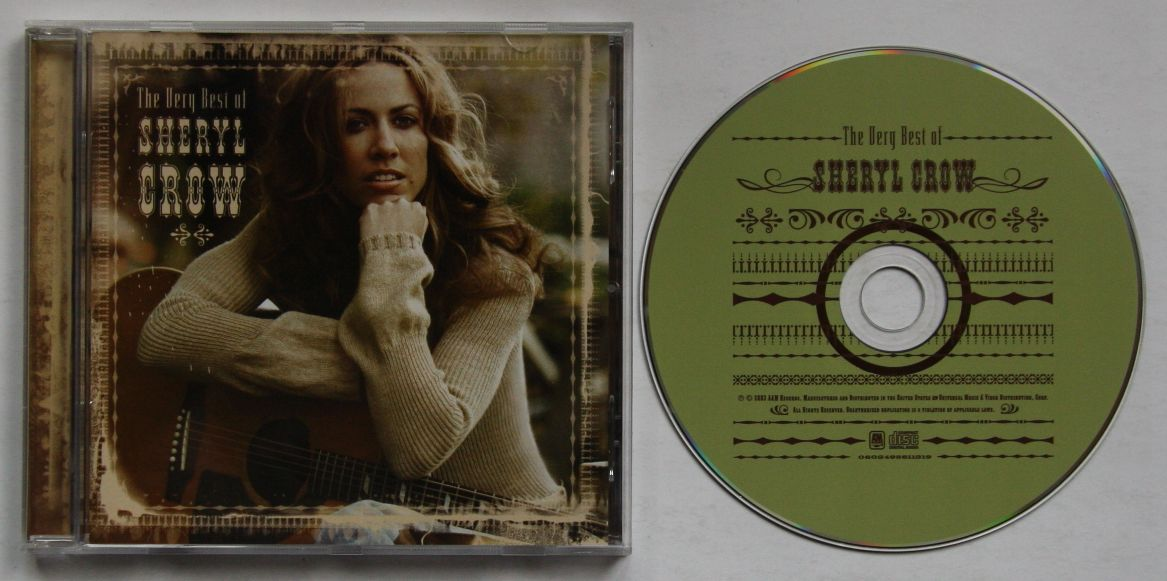 Sheryl Crow Very Best Of Sheryl Crow Records Lps Vinyl