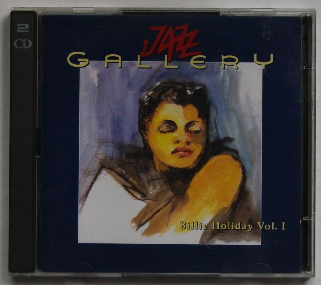 Billie Holiday - Jazz Gallery - Billie Holiday Vol.1