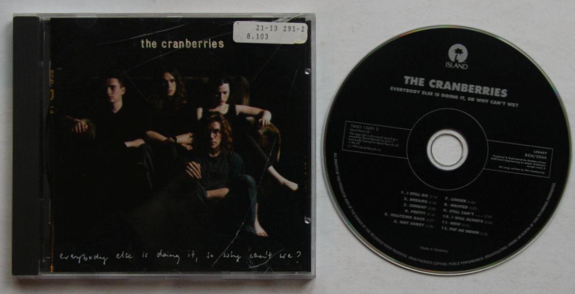 Cranberries Everybody Else Is Doing It Records Lps Vinyl