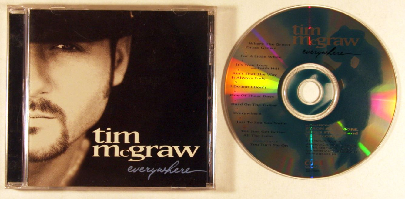 Mcgraw Tim Apz Amp Hill Faith Records Lps Vinyl And