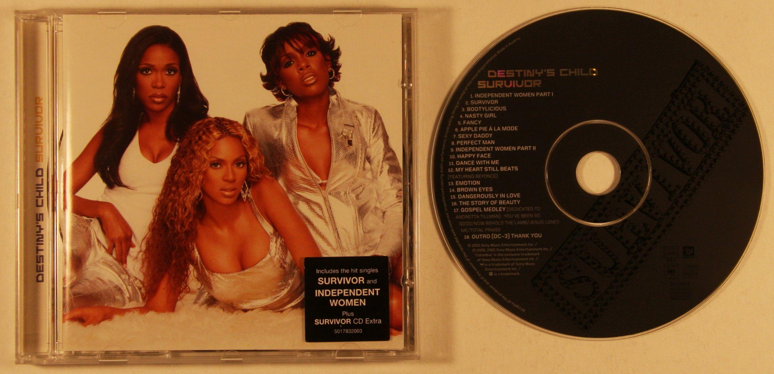 Destiny's Child - Survivor CD