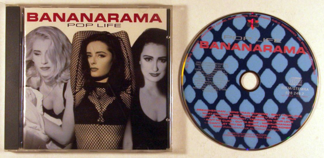 Pop Life - Bananarama